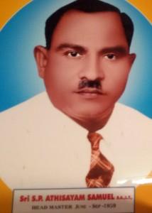 Shri S. P. Athisayam Samuel