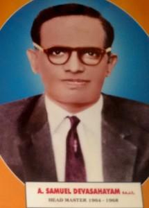 A. Samuel Devasahayam