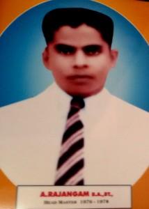 A. Rajangam