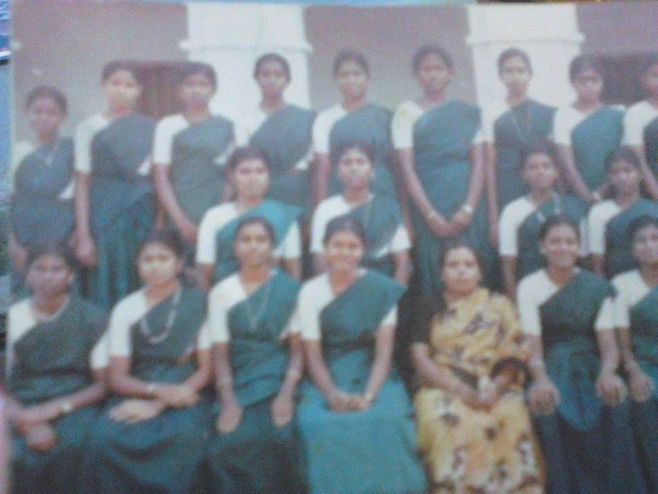 1991Maths Group Girls