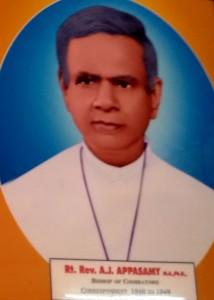 Rev A.J. Appasamy