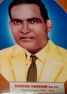 P. Sorna Pandiyan